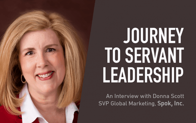 Journey to Servant Leadership