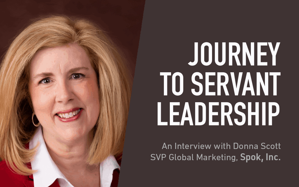 A5 Insight Article Image: Journey to Servant Leadership with Donna Scott