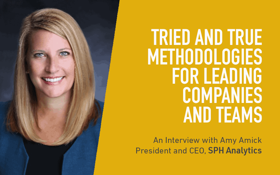 A5 Insight Article Image: Tried and True Methodologies for Leading Companies and Teams - An interview with Amy Amick